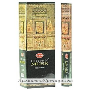 Hem Precious Musk Incense Sticks